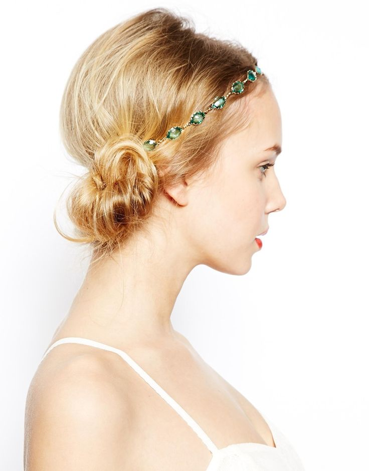Enlarge ASOS Stone Headband