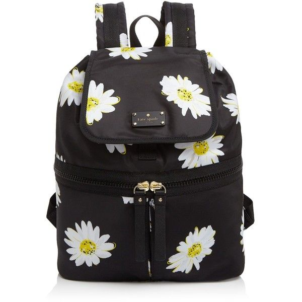 Kate Spade New York Clark Court Nylon Marin Backpack 248 Liked On Polyvore