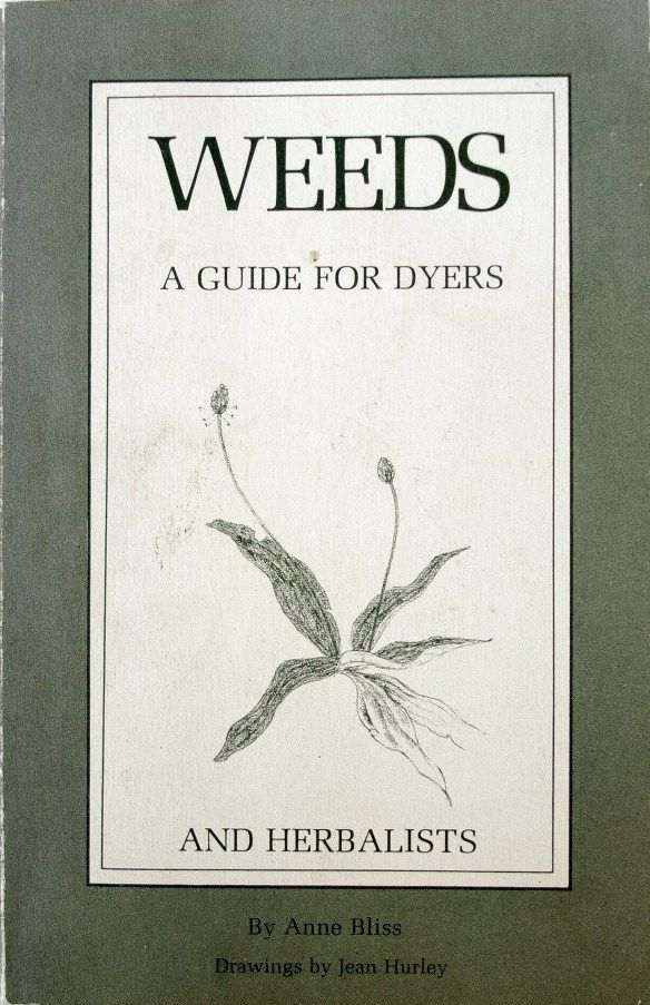 weeds by anne bliss