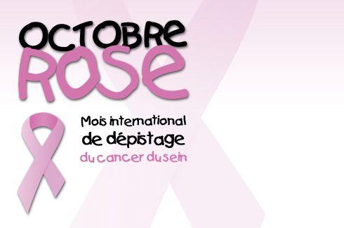 Octobre rose à Croix - Mairie de Croix
