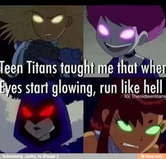 raven young justice - Google Search