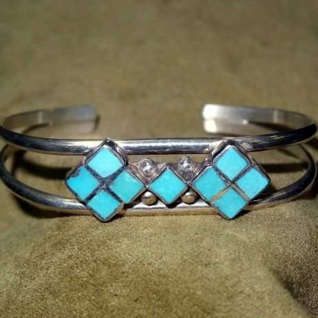 30 best Turquoise and Sterling Silver Bracelets images on ...