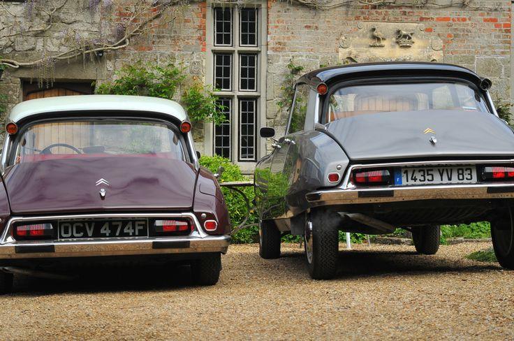 Citroen DS 1967 & '68