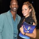 """He changed his name at the request of his wife, but now Chad Johnson, formerly known as Chad """"Ochocinco"""" may be forced to change his career in light of personal drama as he has been released from the Miami Dolphins and VH1 has cancelled his show."""