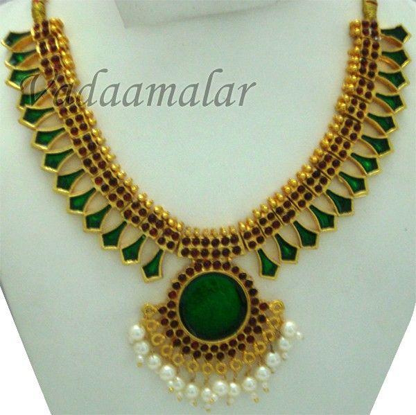 kerala choker necklace