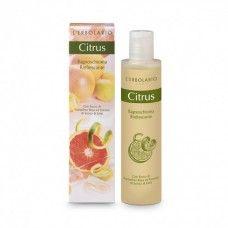 Citrus illatú frissítő fürdő- és tusolózselé - Rendeld meg online! Lerbolario Naturkozmetikumok http://lerbolario-naturkozmetikumok.hu/kategoriak/testapolas/tusfurdok