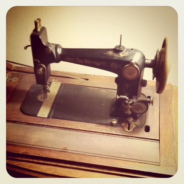 eldredge sewing machine