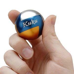Kuku - Impenetrable Metal Puzzle Ball