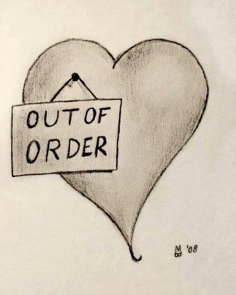 Heart Ache Sadness Depression Breakup