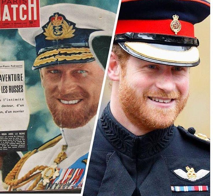 Prince Philip And Prince Harry | www.imgkid.com - The ... Young Prince Philip Prince Harry