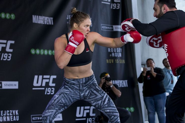 Holly Holm Next Fight: Cyborg Justino To UFC More Likely If 'Preacher's