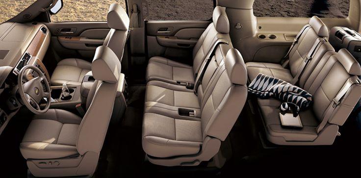 Chevrolet 2014 suburban int rieur chevrolet 2014 for Chevrolet interieur