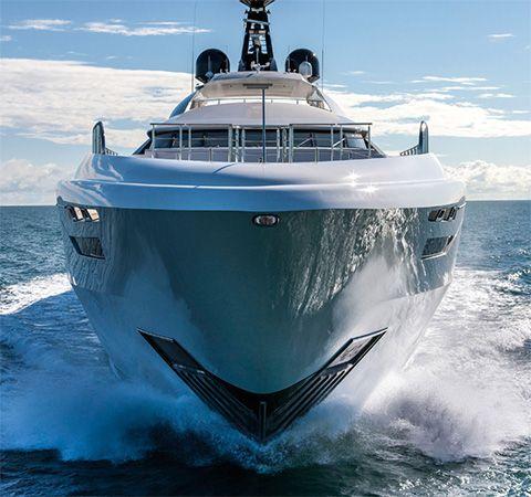 73-metre M/Y Yalla Yacht - Luxurious Magazine Asia