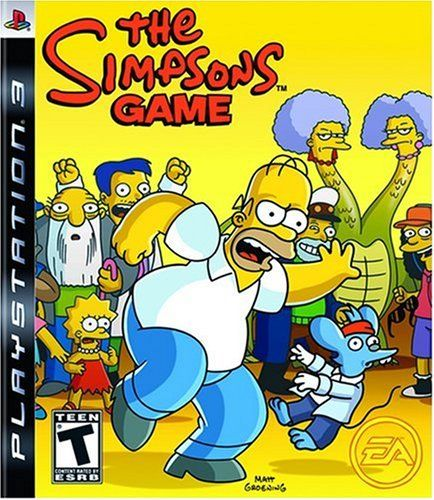 The Simpsons Game ps3 iso rom download | Consolas y