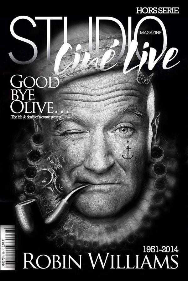cover design | Studio #magazine