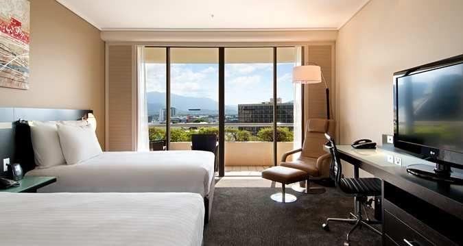 Hilton Cairns Standard Room