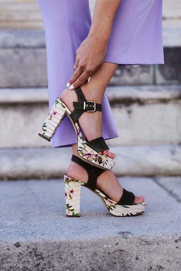 394af8fa Модная обувь весна-лето 2019: фото обзор самых трендовых пар обуви весенне- летнего