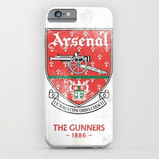 Arsenal fc - The gunners iphone case, smartphone