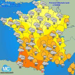 Meteociel - Tendances météo pour Lille ( 59000 )