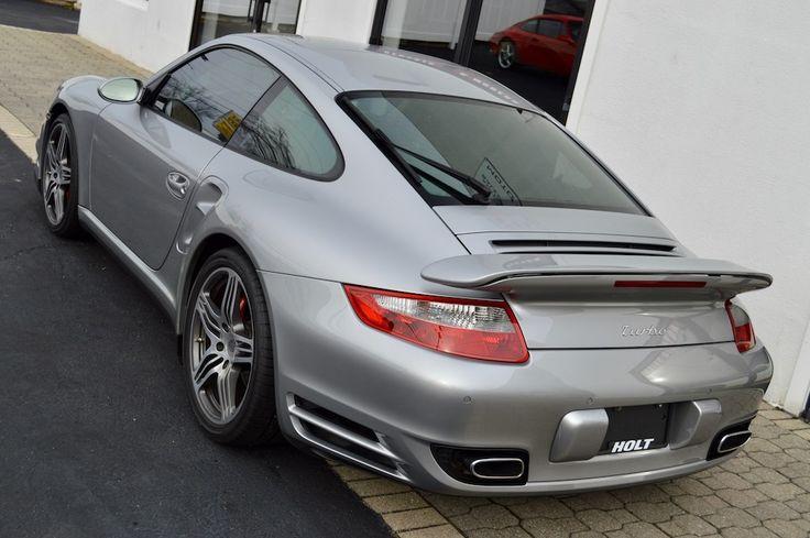 2007 Porsche Turbo - Holt Motorsports - used porsche 911 dealer, certified pre owned, porsche 911,porsche 993,porsche 996