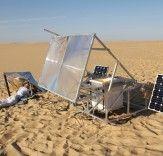 Solar-Powered 3D Printer Turns Desert Sand Into Glass Bowls and Sculptures