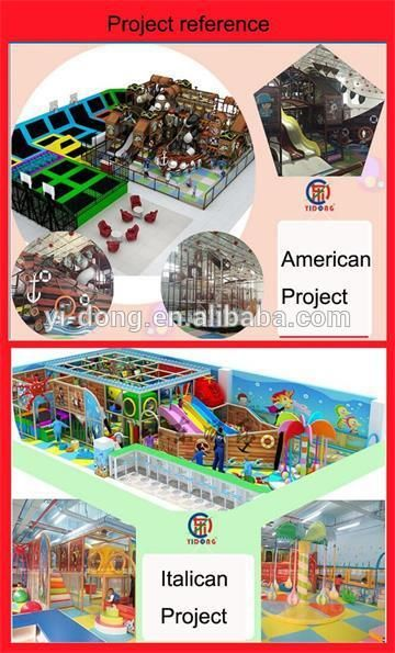 Customized Children Fun Park Used Indoor Playground Equipment Prices for Sale