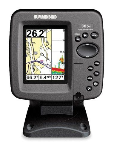 Humminbird 385ci 3.5-Inch Waterproof Marine GPS and Chartplotter with Sounder at http://suliaszone.com/humminbird-385ci-3-5-inch-waterproof-marine-gps-and-chartplotter-with-sounder/