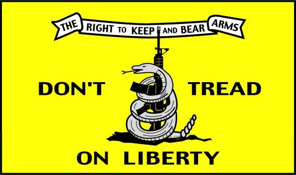 Don't Tread On Liberty