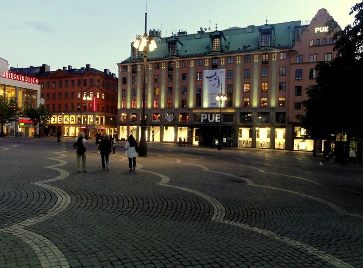 Travel & Lifestyle Diaries: PUB department store in Stockholm