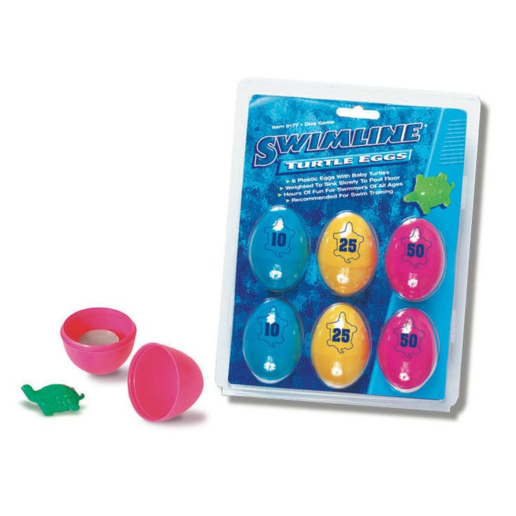 Easter idea. Floats and Games :: Turtle Eggs Dive Game - Pool Supplies Canada - Above Ground and Inground Swimming Pools