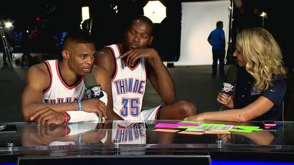 Oklahoma City Thunder | Oklahoma City Thunder Team News