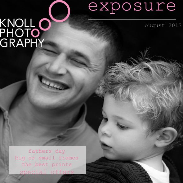 The August issue of Exposure magazine with a great Father's Day voucher offer:http://mad.ly/e228f3