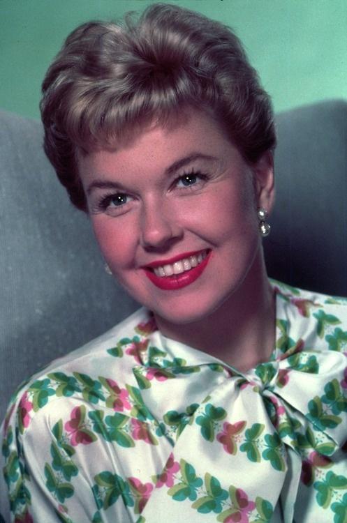 Doris Day Natural Hair Color Doris Day Natural Hair