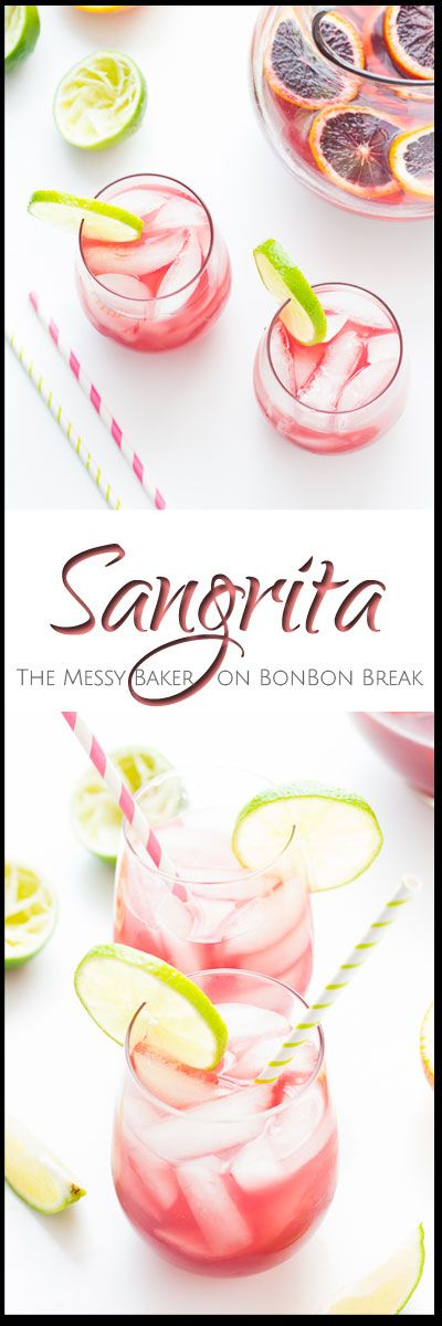 Imagine tart, sour lime, sweet orange, bold red wine, and salty tequila mixed together in one perfect glass. Mix up a pitcher of Sangrita!