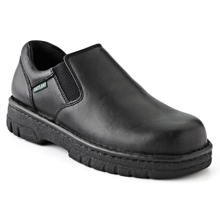 Eastland Newport Men's Slip-On Shoes, Size: medium (11.5), Black