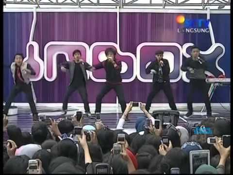 [HQ] The Bangs - Gagal Pede (Inbox SCTV, 14/01/2014)
