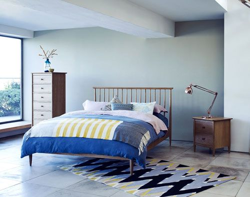 Best Retro Styled Bedroom Ideas Images On Pinterest Bedroom