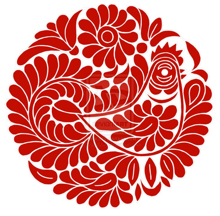 Western Slovakia motif