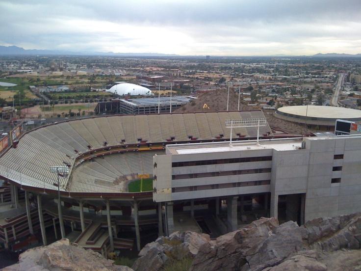 Sun Devil Stadium (TEMPE, AZ)