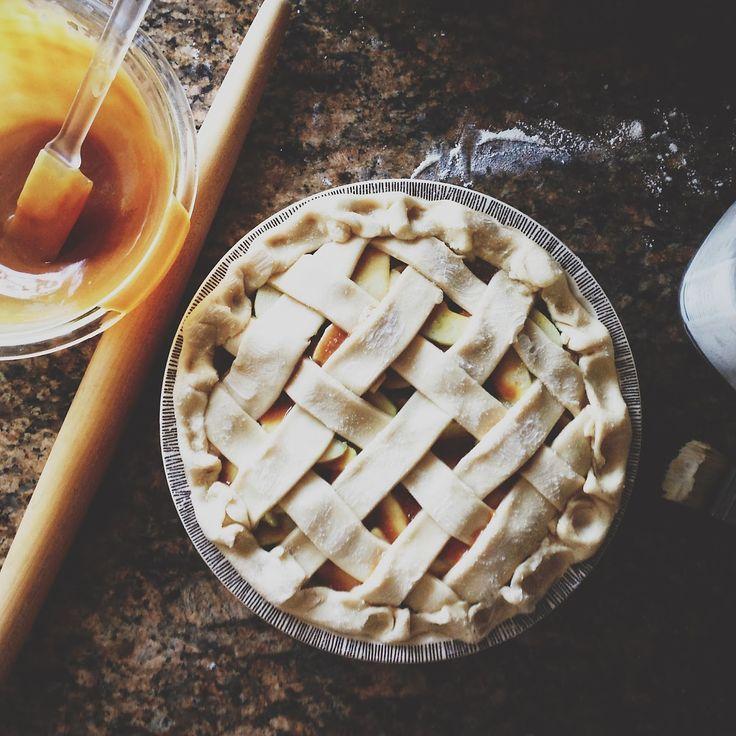 Salted Caramel Apple Pie: Jack.E Photography (JEP)