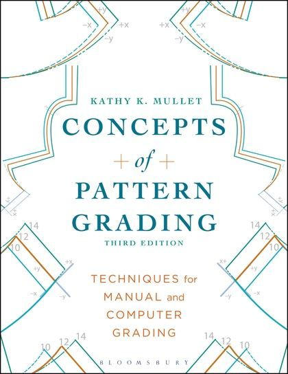 This step-by-step introduction to grading combines the theory of pattern grading…