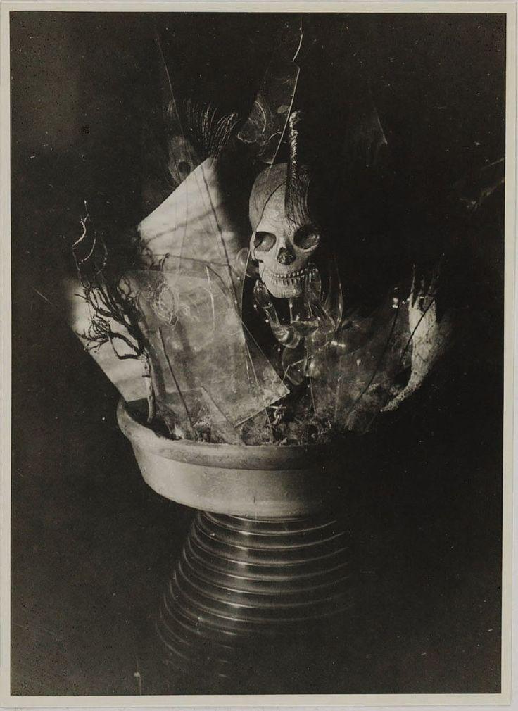 Claude Cahun - Assemblage Surréaliste - 1936