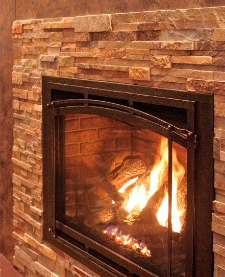 Ambiance Intrigue Gas Fireplace found exclusively at UFS member stores  across North America! - 17 Best Images About Gas Fireplaces & Stoves On Pinterest