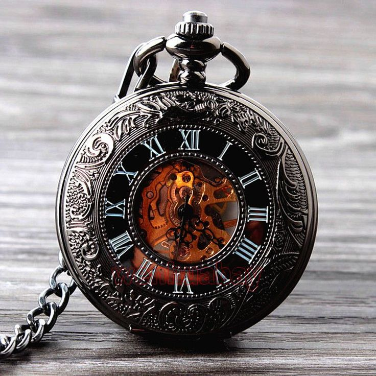 25 best ideas about mechanical pocket watch pocket new cool hand wind mechanical pocket watch skeleton watches fashion men watch vintage pocket watch