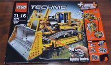 Lego Technic #8275 Motorized Bulldozer RARE New Sealed