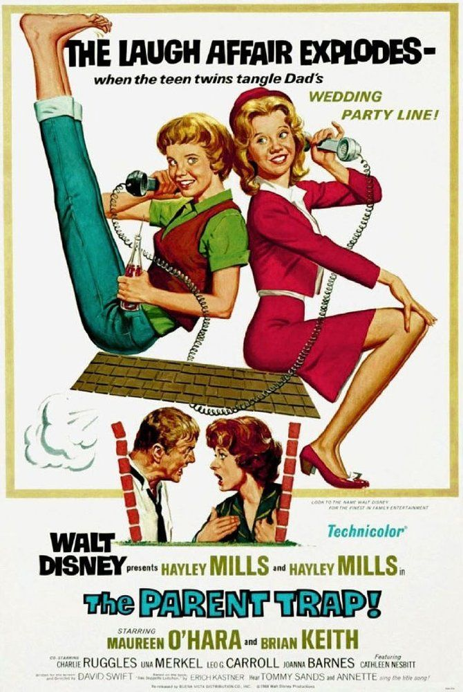 The Parent Trap (1961) Photo Gallery IMDb (With images