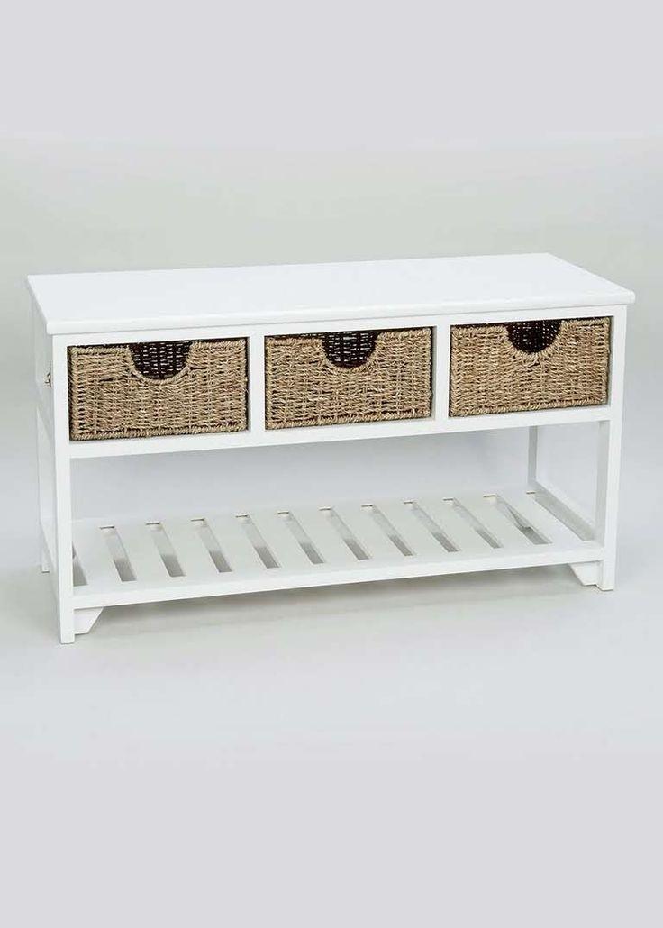 Storage Bench (90cm x 50cm x 35cm) View 1