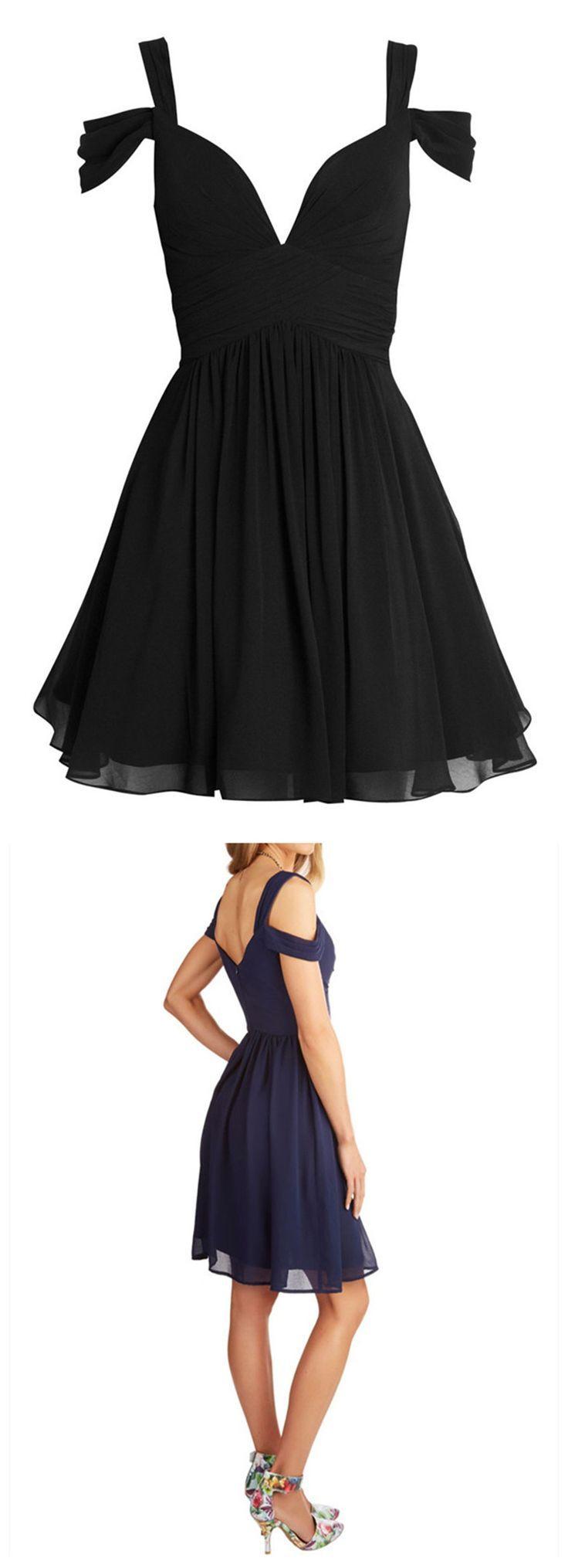 2016 homecoming dress,black homecoming dress,short prom ...