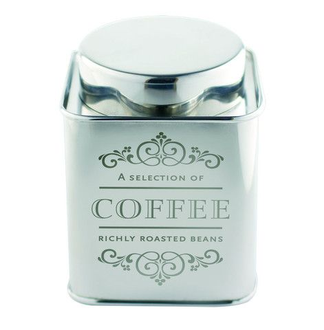 Heritage Coffee Canister