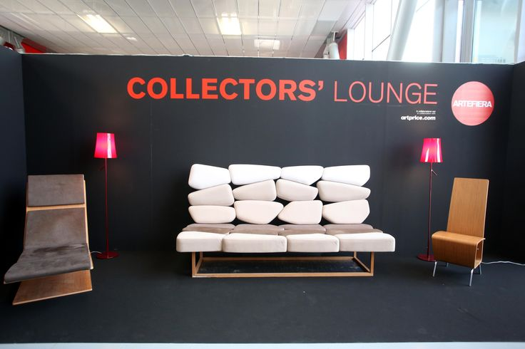 Some of the new items that furnished the Artefiera Exhibition in Bologna. January 2015
